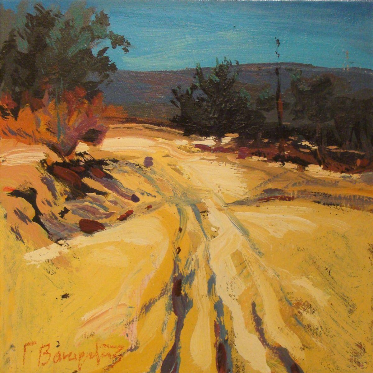 Γιάννης Βακιρτζής 30×30 Λάδι σε καμβά Yiannis Vakirtzis 30×30 Oils on canvas.jpg