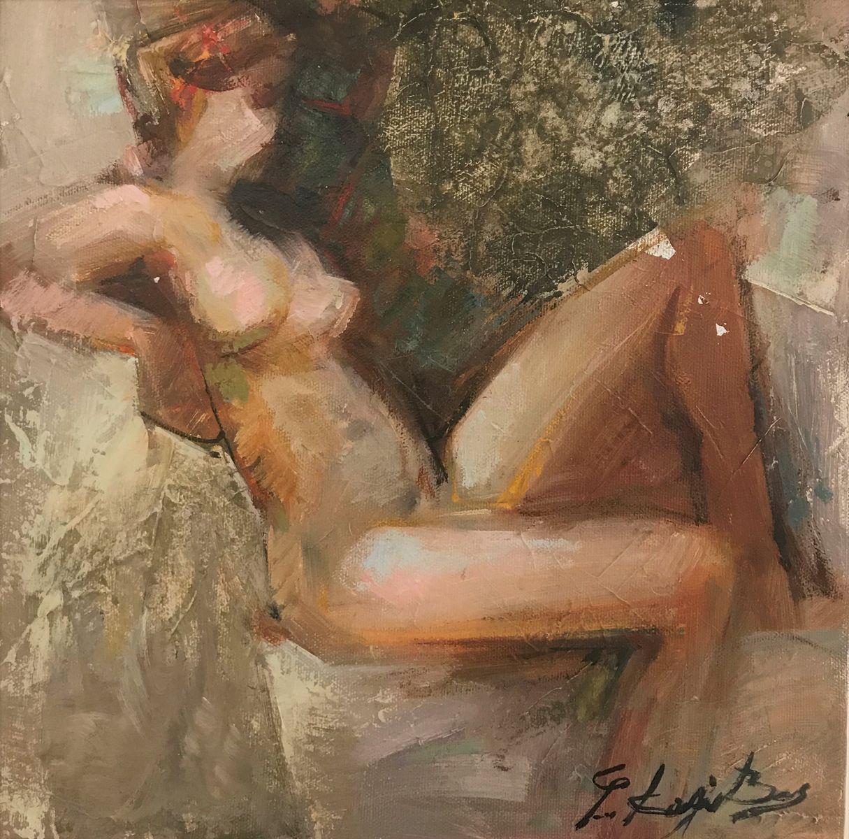 Γιώργος Καλύβας 30×30 εκ Ακρυλικά σε καμβά George Kalyvas 30×30 cm Acrylics on canvas