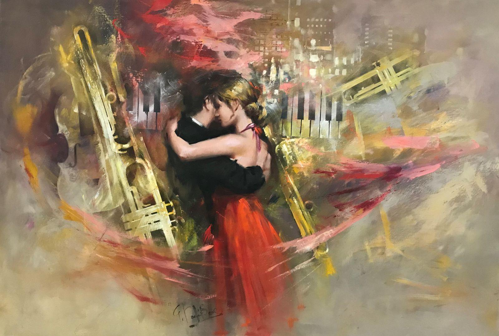 Γιώργος Καλύβας 70×100 εκ Ακρυλικά σε καμβά George Kalyvas 70×100 cm Acrylics on canvas