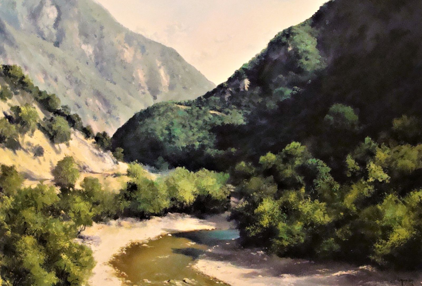 Δημήτρης Ασπρογιάννης 70×100 εκ. Λάδι σε καμβά Dimitris Asprogiannis 70×100 cm Oils on canvas