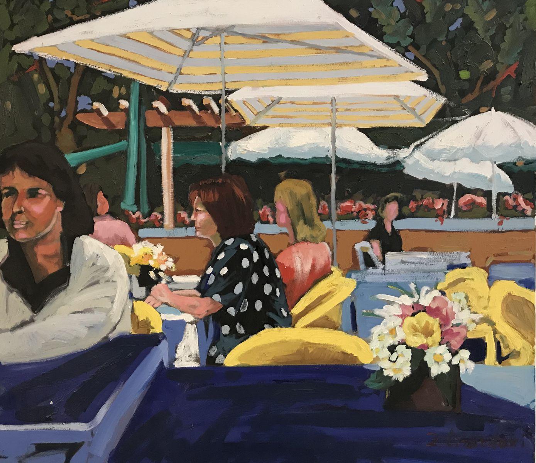 Ζήνα Λιναρδάκη 70×80 εκ. Λάδια σε καμβά Zina Linardaki 70×80 cm Oils on canvas (1)
