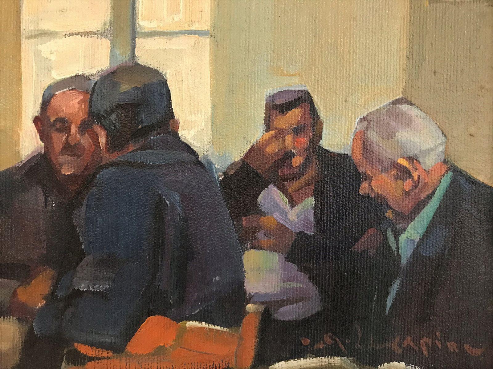 Θανάσης Ζαχαρίου 24×30 Λάδια σε καμβά Thanassis Zachariou 24×30 cm Oils on canvas (2)