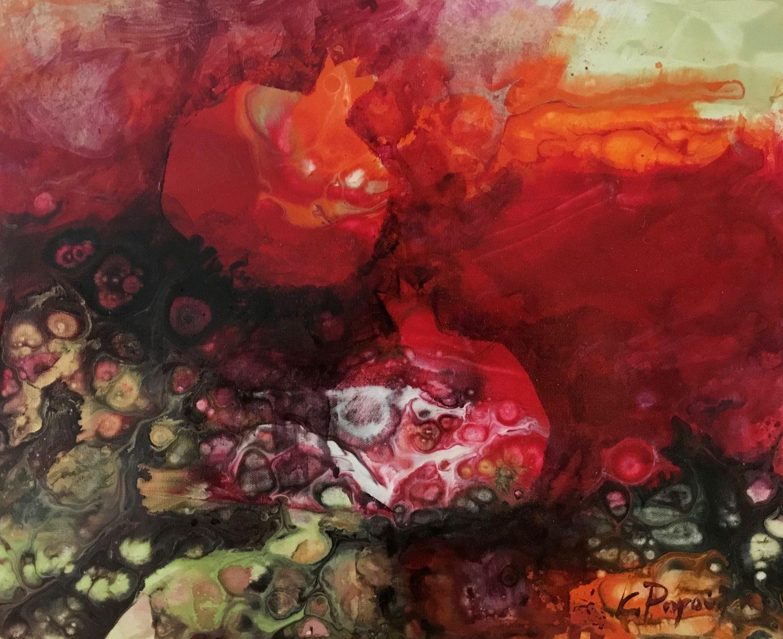 Κώστας Ρηγούλης 24×30 εκ. Λάδια σε καμβά Costas Rigoulis 24×30 cm Oils on canvas (2)