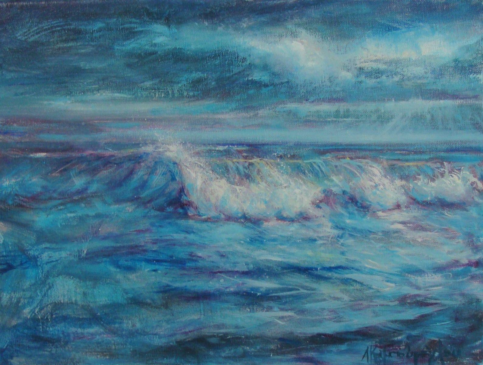 Λεωνίδας Καμπούρογλου 30×40 εκ. Ακρυλικά σε καμβά Leonidas Kambouroglou 30×40 cm Acrylics on canvas.jpeg