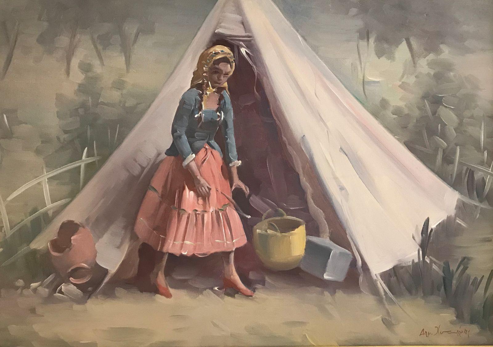 Δημήτρης Χυτήρης 50×70 εκ. Λάδια σε καμβά Dimitris Hitiris 50×70 cm Oil on canvas (2)